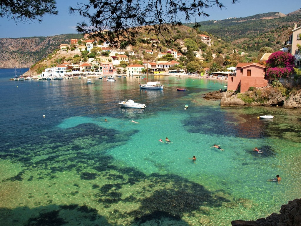 Sailing-from-Lefkas-5